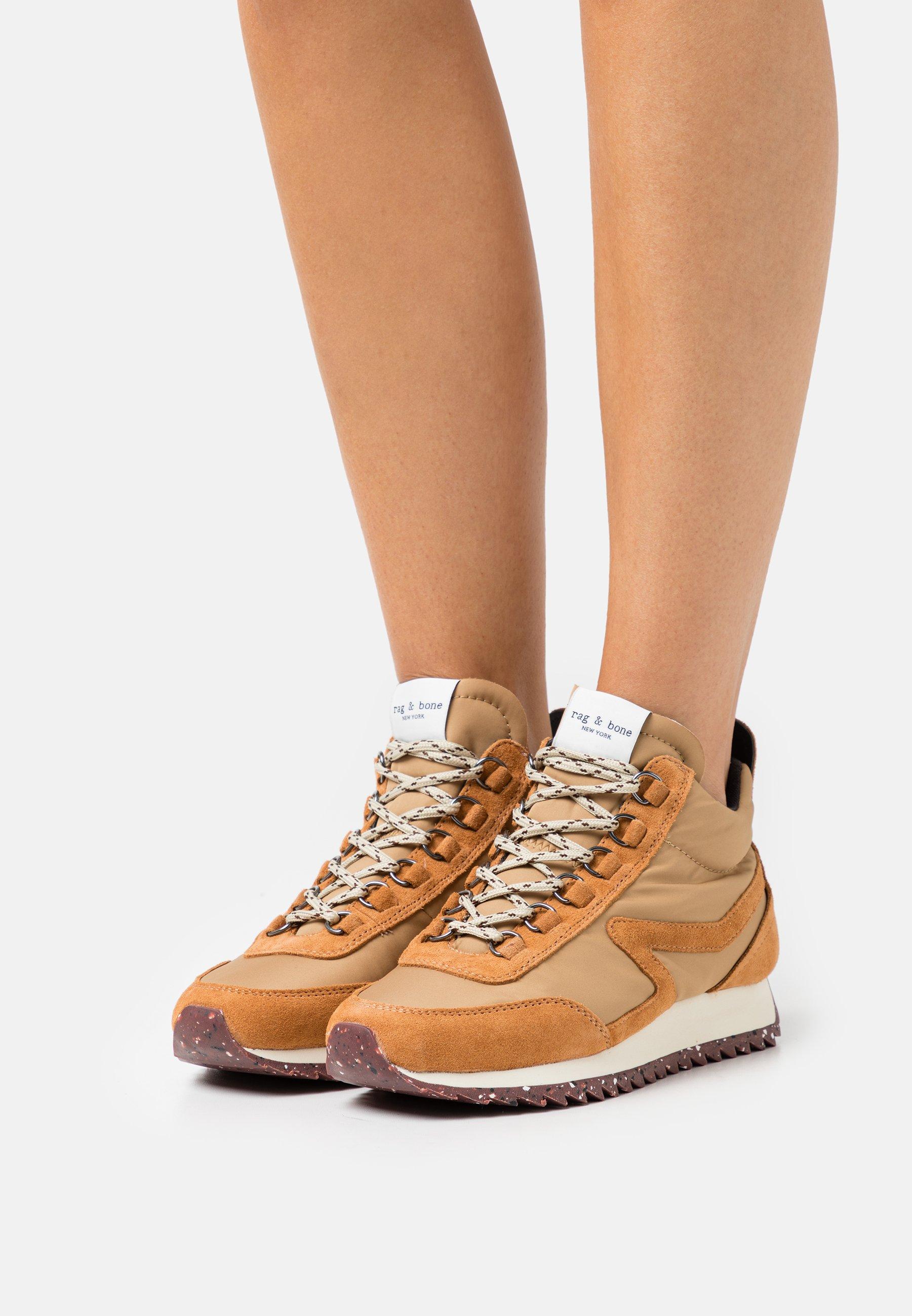 Damer RETRO HIKER - Sneakers high