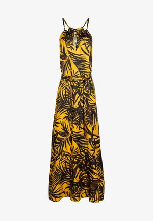 Maxi dress - yellow
