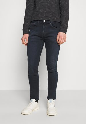 AUSTIN SLIM TAPERED - Jeans fuselé - midnight extra dark blue