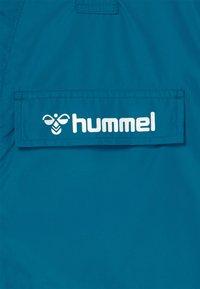 Hummel - OJO UNISEX - Vodotěsná bunda - mykonos blue - 3