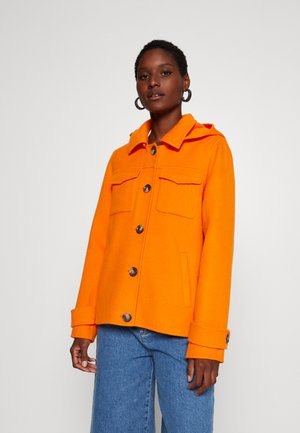 AMALFI - Classic coat - orange