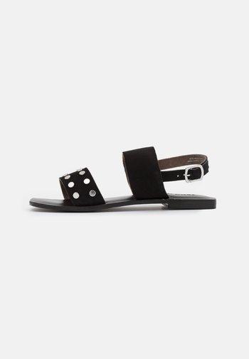VMTRINO - Sandals - black