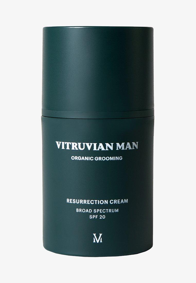Vitruvian man - RESSURECTION CREAM WITH SPF 20  - Face cream - -