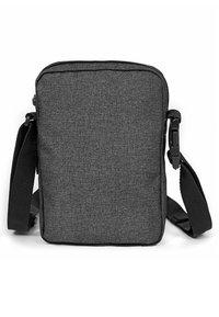 Eastpak - DOUBLE ONE CORE COLORS - Across body bag - black denim - 2