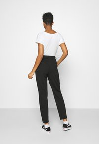 ONLY - PANTS - Trousers - black - 2