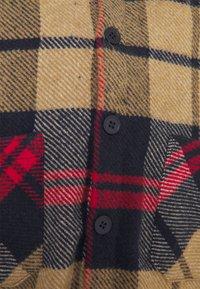 Pegador - DELTA HEAVY UNISEX - Vapaa-ajan kauluspaita - vintage royal - 2