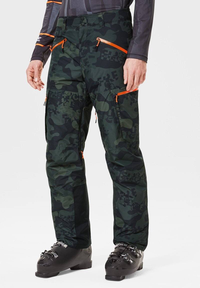 Bogner Fire + Ice - DAMIEN - Pantalon de ski - dark green