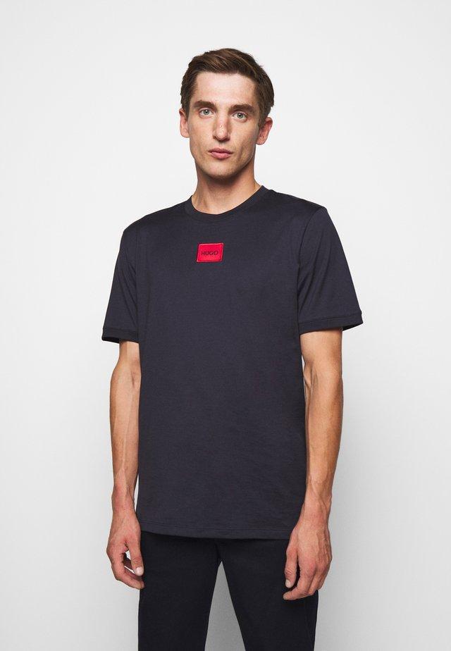 DIRAGOLINO - T-shirts - dark blue