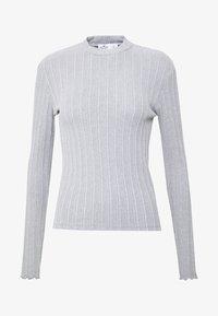 Hollister Co. - T-shirt à manches longues - grey - 3