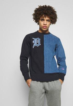 MLB DETROIT TIGERS CREWNECK - Sweatshirt - dark blue