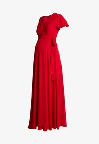 TFNC Maternity - EXCLUSIVE KATIA - Occasion wear - red - 3
