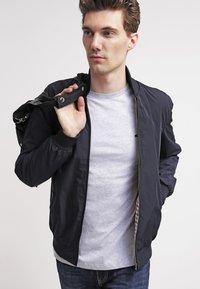 Lacoste - Maglietta a manica lunga - silver chine - 3