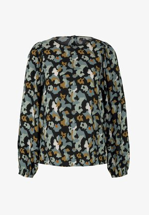 Blouse - abstract print