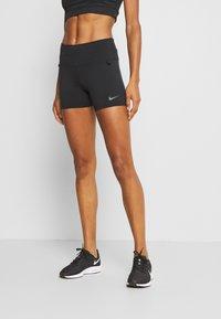 Nike Performance - RUN SHORT 2 IN 1 - kurze Sporthose - black - 3