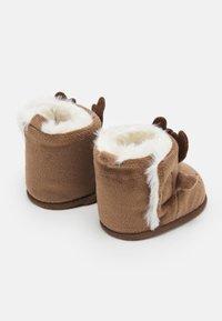 OVS - BOOTS - Babyschoenen - carob brown - 1
