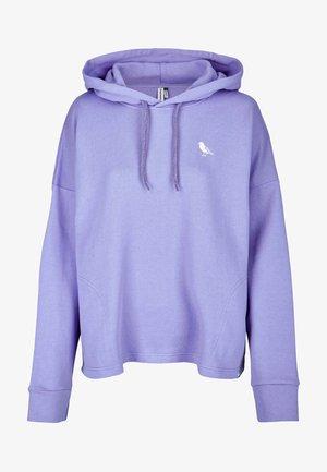 Hoodie - light velvet
