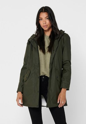 ONLSALLY - Winter coat - olive