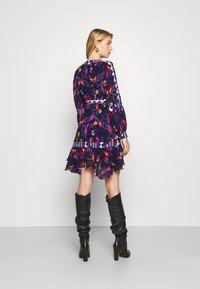 Diane von Furstenberg - SOL DRESS - Day dress - medium black - 2