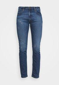 LUKE - Slim fit jeans - trashed cody