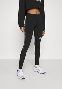 The North Face - TIGHT - Leggings - black - 0