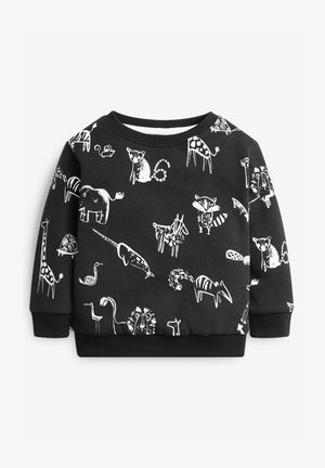 DINO  - Sweatshirt - black