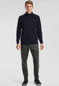 Under Armour - Fleece jumper - black - 1