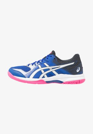 GEL ROCKET 9 - Volleyball shoes - asics blue/white