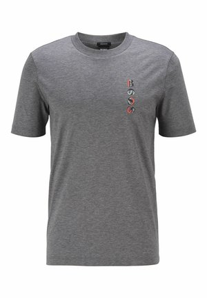 TIBURT - T-Shirt print - grey