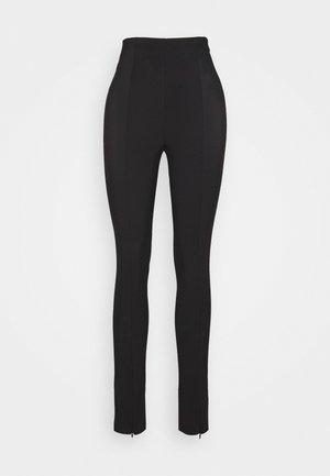 GET ENOUGH PANT - Trousers - black