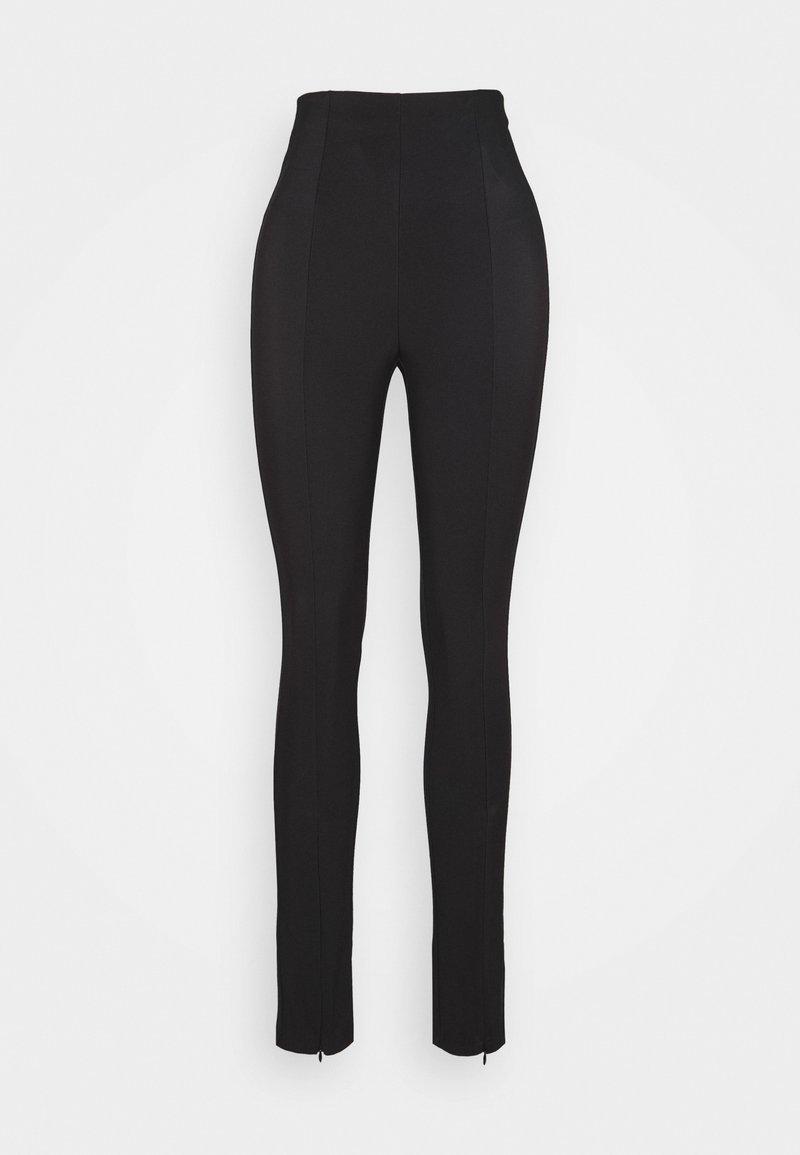 Mossman - GET ENOUGH PANT - Trousers - black