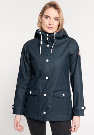 PENINSULA FISHER - Waterproof jacket - navy