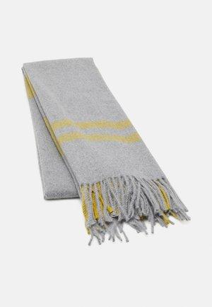 Sciarpa - grey/yellow