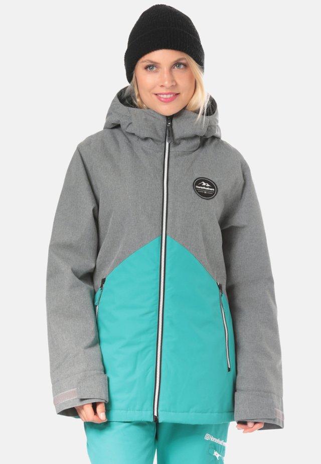 Snowboard jacket - gray