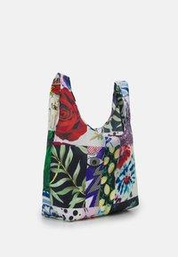 Desigual - BOLS PATCH ARGELIA - Tote bag - white - 1