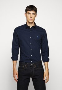 Polo Ralph Lauren - NATURAL - Overhemd - newport navy - 0