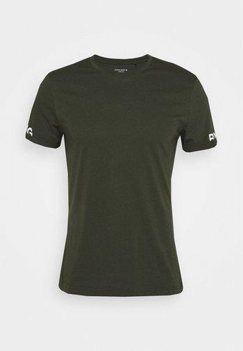 ART TEE - Camiseta estampada - rosin