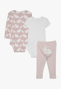 Carter's - LITTLE CHARACTER BABY SET - Body - pink - 1