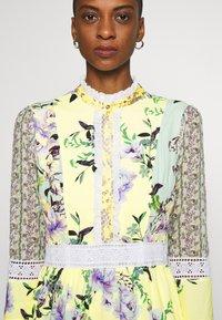 Rich & Royal - MAXI DRESS PRINTMIX - Shirt dress - multi-coloured - 5
