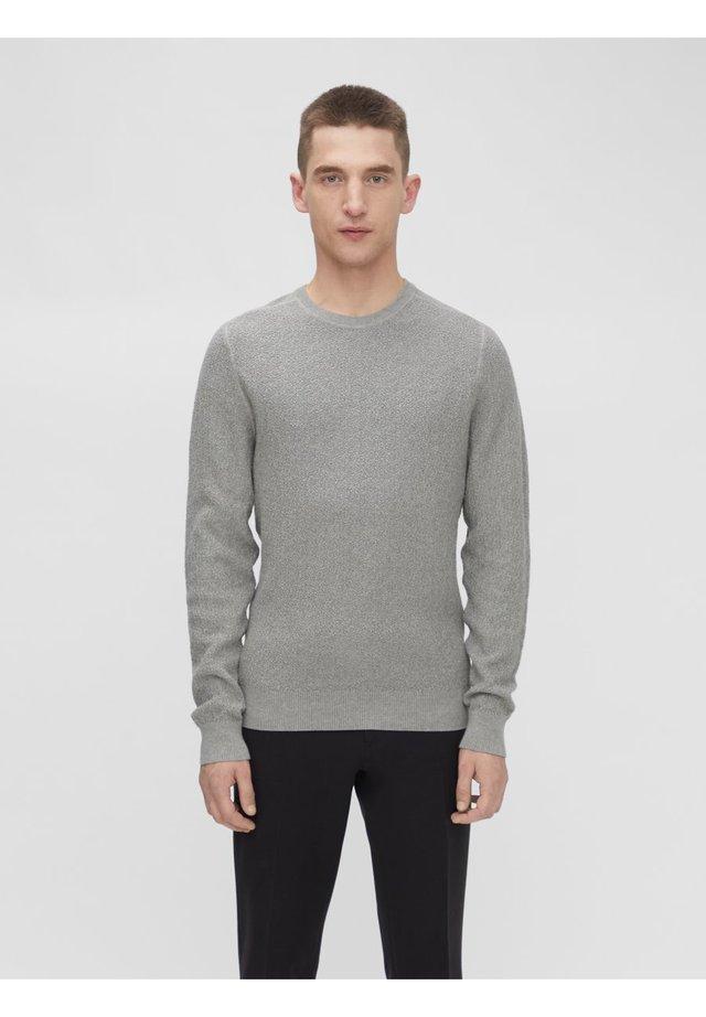 Sweater - stone grey