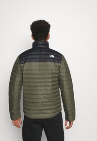 The North Face - STRETCH JACKET - Doudoune - green/black - 2