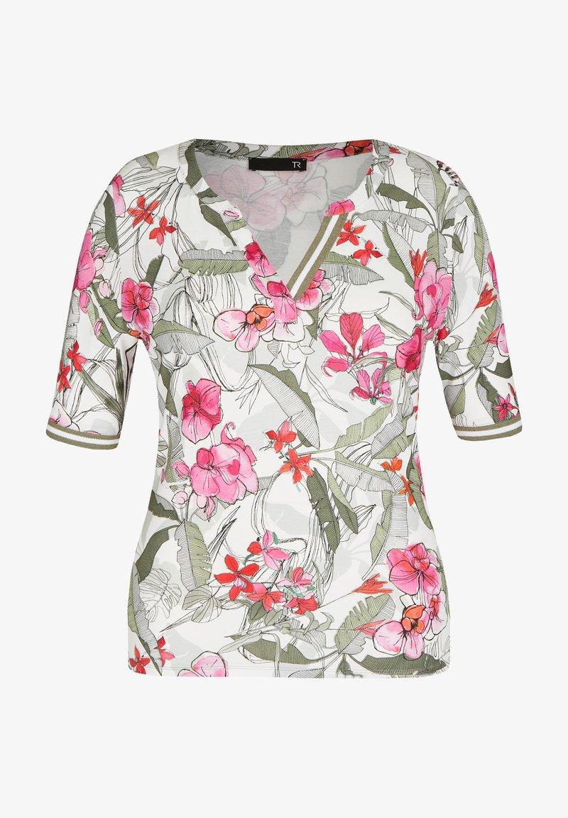 TR - Print T-shirt - rosa