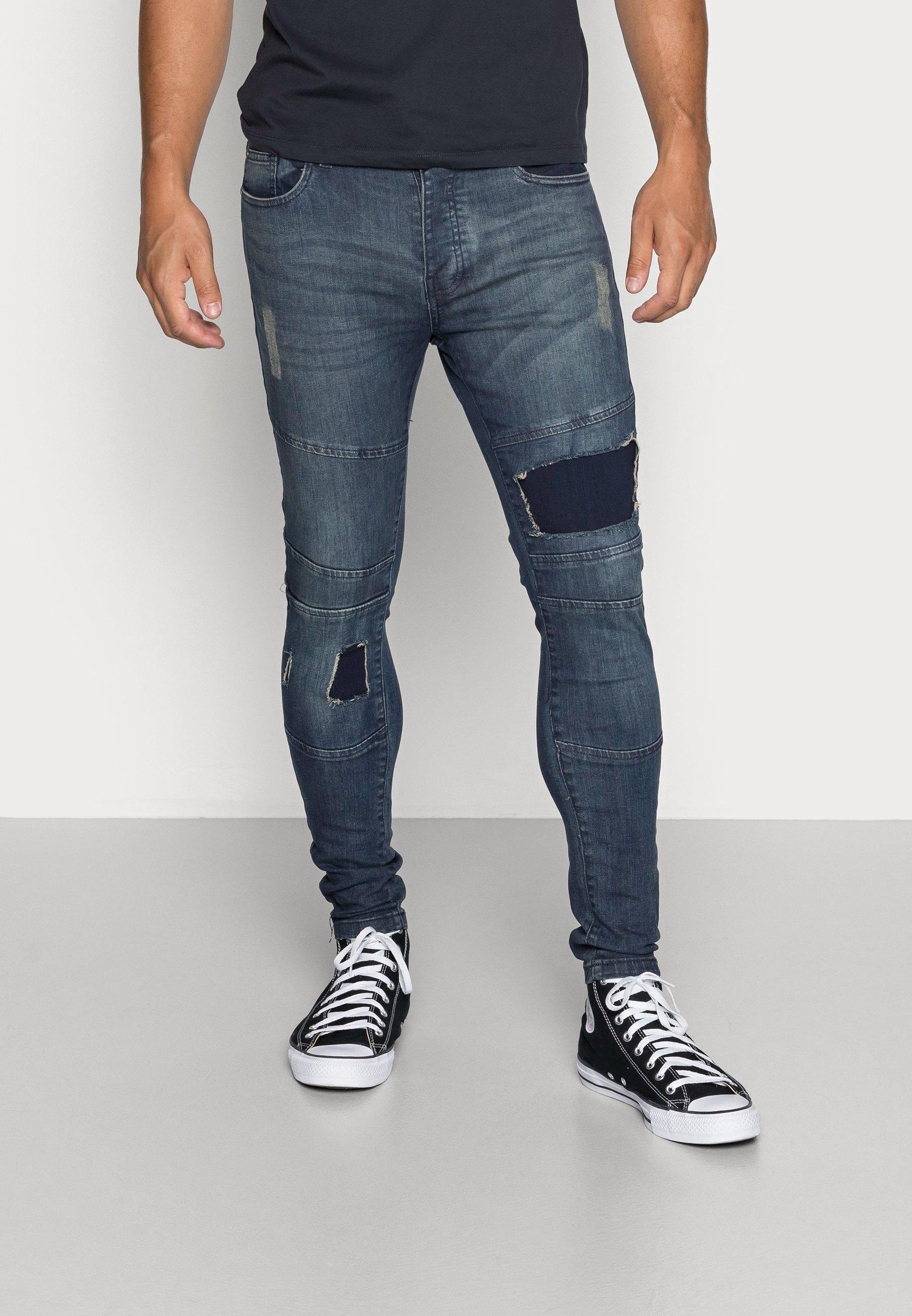 Herren SARNEN - Jeans Skinny Fit