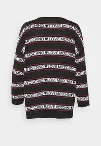 Love Moschino - Jumper - black - 1