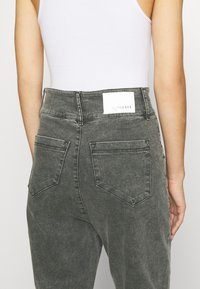 10DAYS - HIGH WAIST  - Relaxed fit jeans - grey - 3
