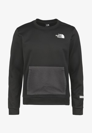 MA CREW - Sweatshirt - asphalt grey