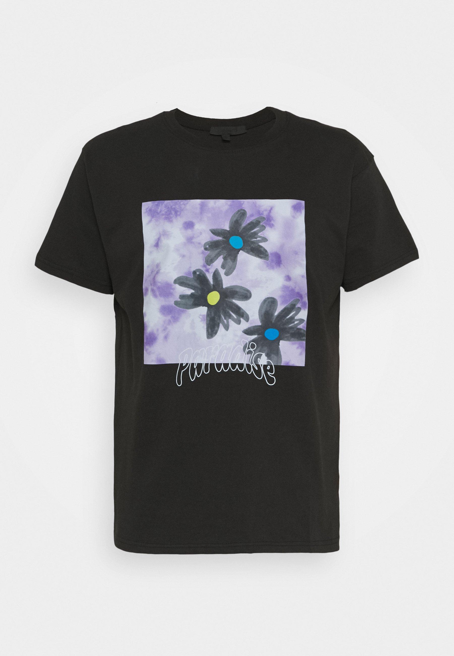 Men SUNDAZE FLOWER REGULAR UNISEX  - Print T-shirt