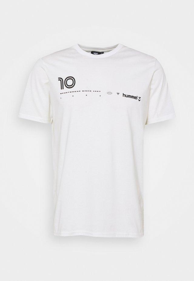 DANI - Print T-shirt - marshmallow