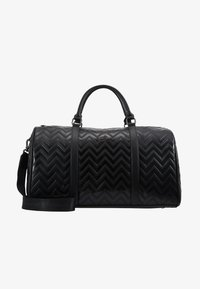 Valentino by Mario Valentino - NUTRIA EMBOSSED WEEKENDER - Sac week-end - nero - 1