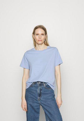 BASIC  - Basic T-shirt - light blue