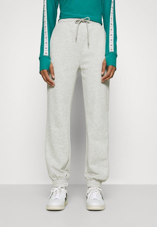 HOLLY PANTS - Træningsbukser - grey melange